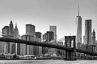 Фотообои фотошпалери Wizard & Genius 622 Нью-Йорк 175х115 бумажные