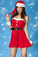 "Эротический костюм ""Christmas Set"", S/М, L/XL, фото 1"