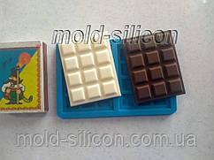 """Силиконовый молд """"Шоколадка 1"""""""