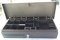 АКЦИЯ !!! Качественный Металлический денежный ящик Flip Top вертикальный VIOTEH FT-460, фото 1