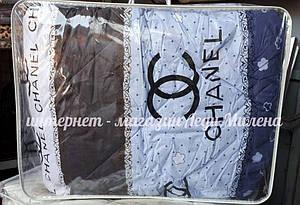 Теплое зимнее одеяло овчина полуторное от украинского производителя
