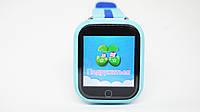 Умные детские часы Smart Baby Watch Q100 с GPS трекером, фото 2
