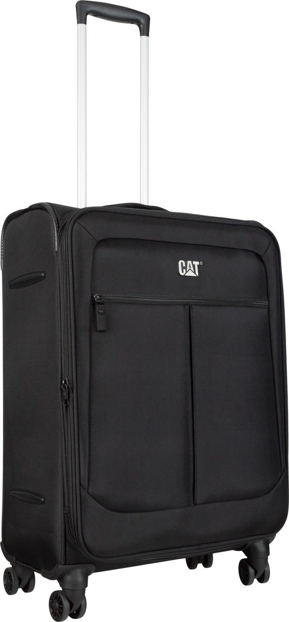 Четырехколесный чемодан CAT Hammer, 83621;01, 62л, из текстиля