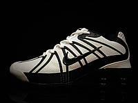 Кросівки Nike Shox Turbo OZ Herren Running Shoe Black White