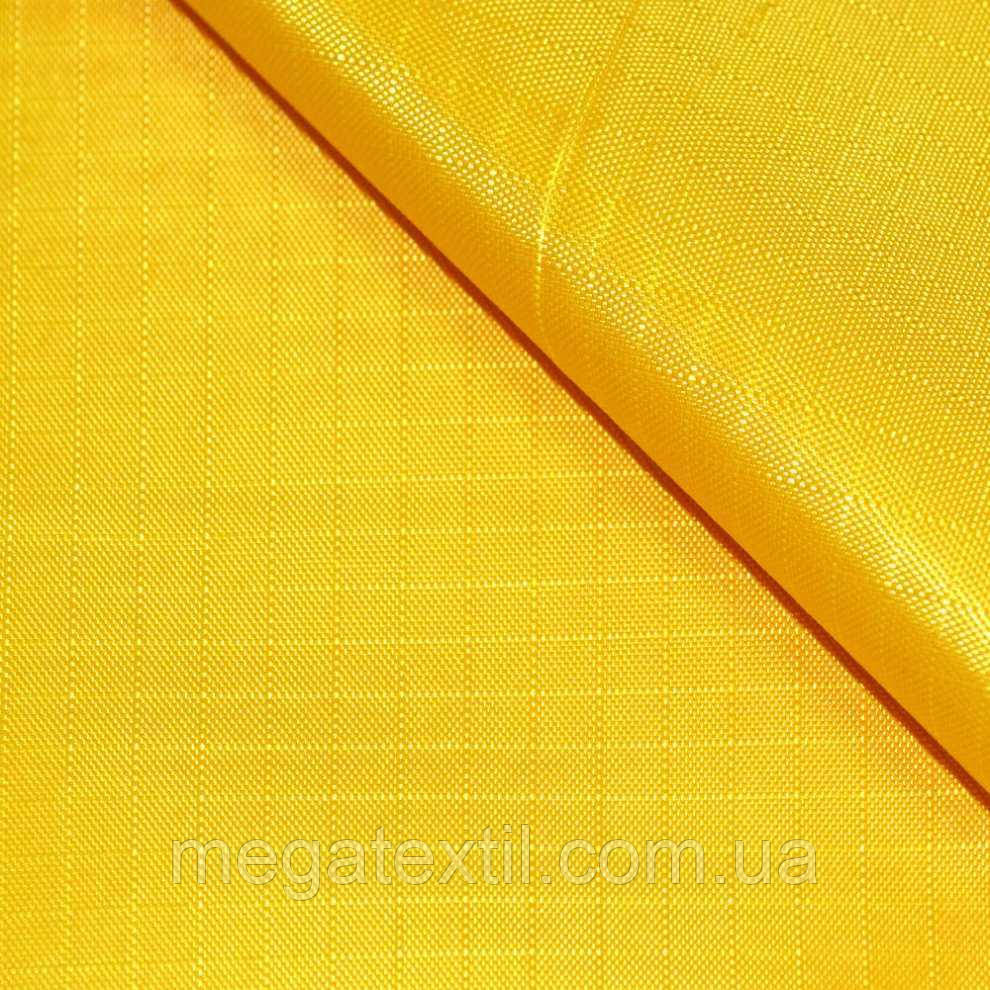 63f9830c1fa5 ПВХ ткань оксфорд рип-стоп желтая ш.150 купить оптом и в розницу в ...