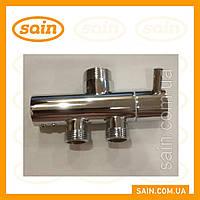 Распредилительный блок для душової системи