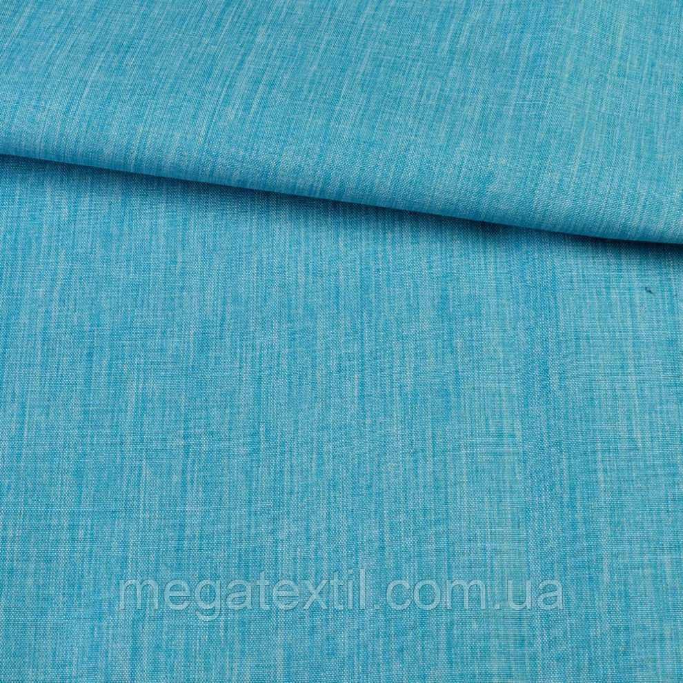 a317ca11b6ed ПВХ ткань оксфорд лен 300D бирюзовый, ш.150 купить оптом и в розницу ...