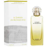 Hermes Le Jardin De Monsieur Li туалетная вода 100 ml. (Гермес Ле Жардин Месье Ли), фото 1