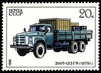 Запчасти ЗИЛ-133 ГЯ