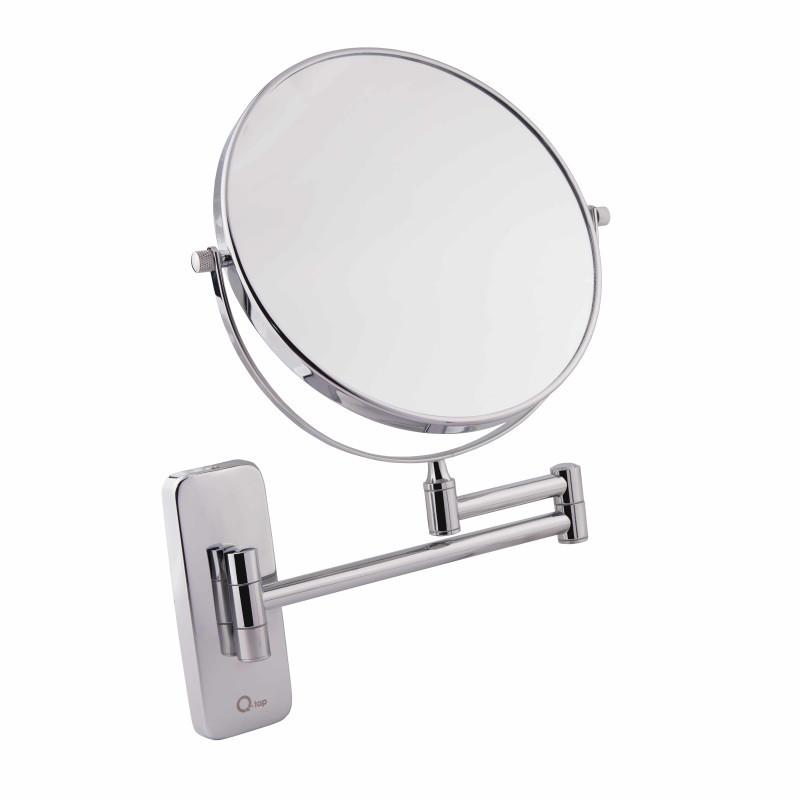 Зеркало косметическое Q-tap Liberty CRM 1147 хром