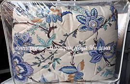 Зимнее теплое одеяло овчина двухспальное от украинского производителя оптом и в розницу, фото 3