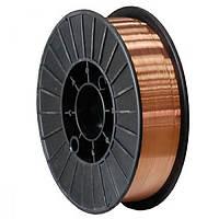 Сварочная проволока ER 70S-6, 0.8 мм, 5 кг (64327001)