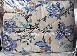 Теплое одеяло на овчине двухспальное от украинского производителя оптом и в розницу, фото 3