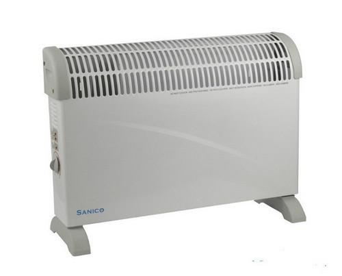 Электроконвектор Sanico CH-2000 Turbo вентилятор + таймер. Конвектор Санико