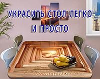 Интерьерные наклейки на кухню, 60 х 100 см