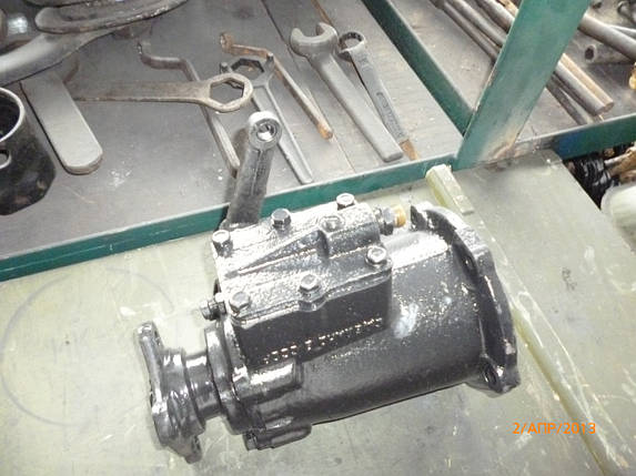 Коробка отбора мощности УРАЛ-4320 на раздаточную коробку, фото 2