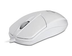 Мышь REAL-EL RM-211 USB White UAH