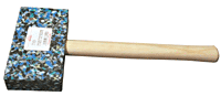 Киянка прямоугольная полиуретановая STUBAI