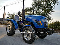 Трактор T244HF, 25 л.с., 4Х4, гидроусилитель руля, широкие колеса. Бесплатна доставка. Супер цена!, фото 1