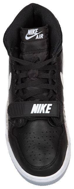 кроссовкикеды оригинал Jordan Legacy 312 Blackwhite продажа