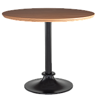 База стола Spark d45x50 см черная Papatya, фото 1