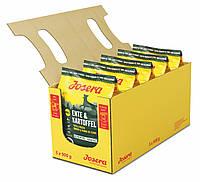 Josera Ente & Kartoffel (Йозера Утка и Картофель) - гипоаллергенный, беззерновой корм для собак 4,5 кг