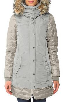 Пальто женское Tom Tailor Olive, размер XS
