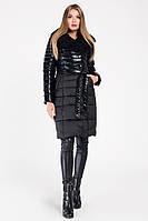 Женское зимние пальто р-ры 42-48 x-woyz 8808