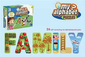 Пазл Same Toy Mad Xiang Мой алфавит (2080AUt)