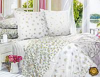 Еней-Плюс Полуторный постельный комплект Т0558