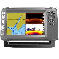 GPS эхолот для рыбалки Lowrance Hook 2-7 splitshot