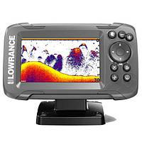 GPS эхолот для рыбалки Lowrance Hook 2-4X GPS bullet