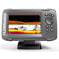 GPS эхолот для рыбалки Lowrance Hook 2-5 splitshot