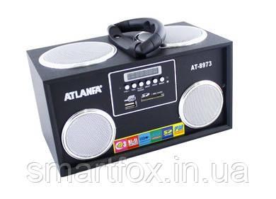 Портативная колонка ATLANFA AT-8973