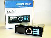 Качественная автомагнитола Alpine JD-402 Video экран LCD 3'' USB+SD Интернет цена Купить онлайн Код: КДН3957, фото 1