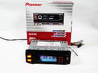 Недорогая автомагнитола Pioneer DEH-8178UB USB флешки + SD карты памяти (4x50W) Хорошее качество Код: КДН3958, фото 1