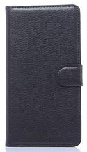 Чехол-книжка для Samsung Galaxy S6 Edge черный