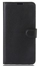 Чехол книжка для LG X Style черный