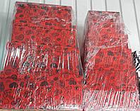 Подарочная бархатная упаковка 10в1 (35х25см), фото 1