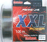 Леска для рыбной ловли BratFishing XXL Power, 0,26 мм, 100 м., фото 4