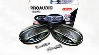 Автомобильная акустика колонкиОвалы 6х9 Proaudio PR-6993 600W 2х полосные Отличное качество Код: КДН3959, фото 1