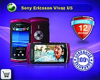 Оригинальный телефон Sony Ericsson Vivaz U5 pink