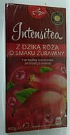Чай Biedronka Intensitea Dzika Roza z Zurawina, 20 шт (Польша)