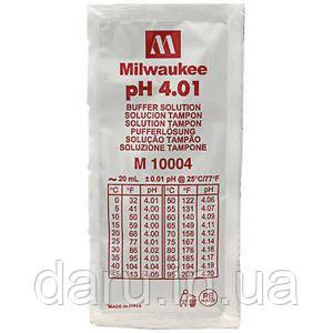Калибровочный раствор РН 4.01 Milwaukee (20 мл),США