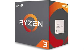 AMD Ryzen 3 1200 (3.1GHz 8MB 65W AM4) Box (YD1200BBAEBOX)