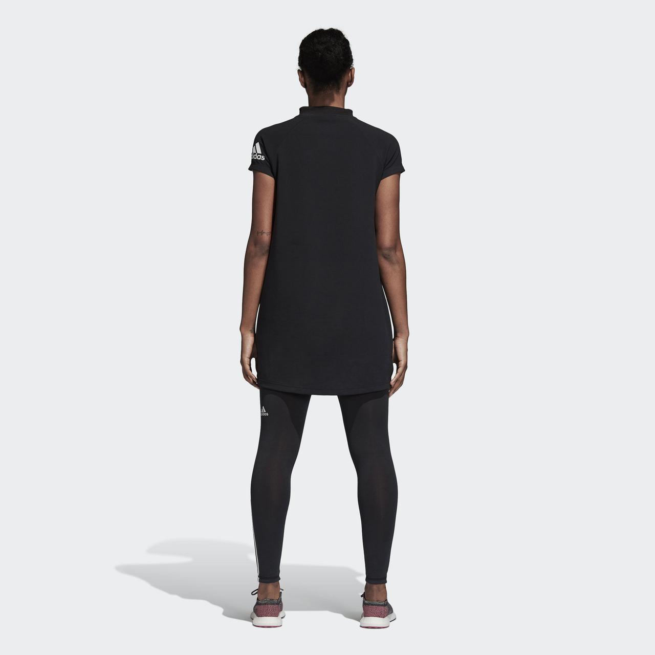 b99d32860d30e Женское платье Adidas Z.N.E. Long W CW5742 - 2018/2: продажа, цена в ...