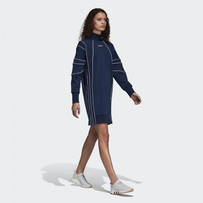 22d8d60ff1513 Женское платье Adidas EQT Stripes W DH3040 - 2018/2: продажа, цена в ...