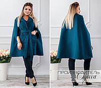 Женское пальто батал Джули, фото 1