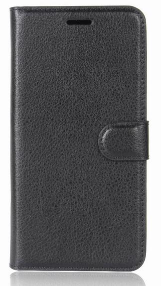 Чехол-книжка для Huawei Nova Lite 2017 черный