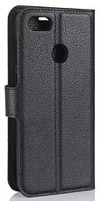 Чехол-книжка для Huawei Nova Lite 2017 черный, фото 2